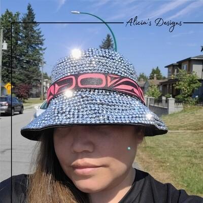 Indigenous Glam Bucket Hat
