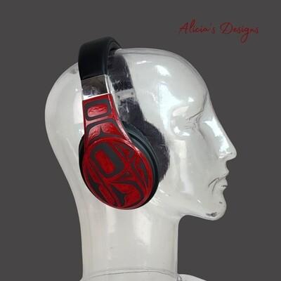 Charcoal Grey Headphones
