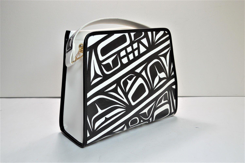 White Box Style Purse