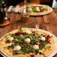 Pizza Svensk Skog (Bianco)