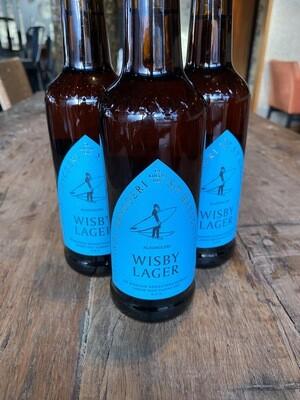 Alkoholfri Öl - Wisby Lager 33cl