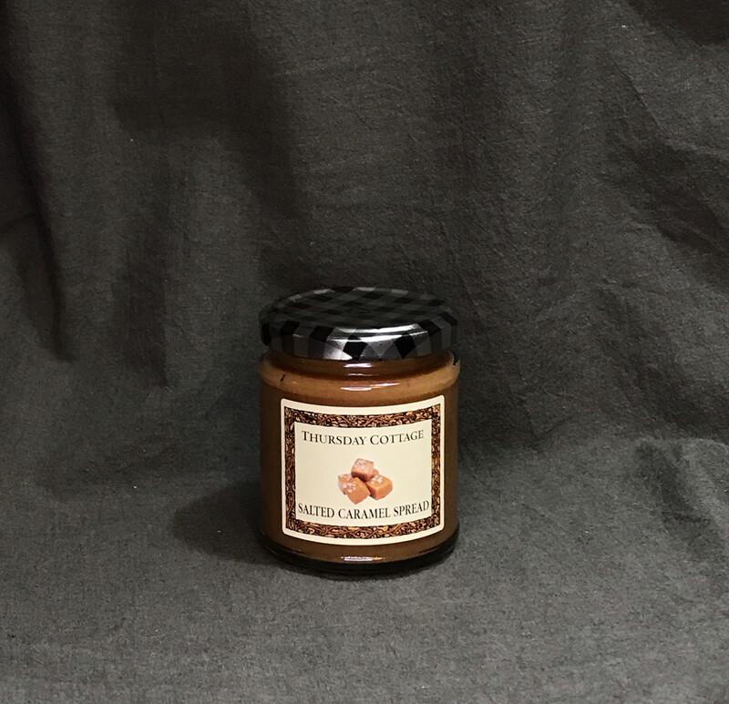 Kolasås Salted Caramel