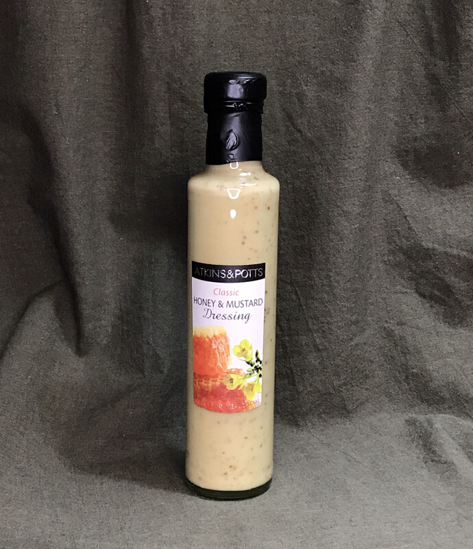 Honey/Mustard-Dressing 250ml