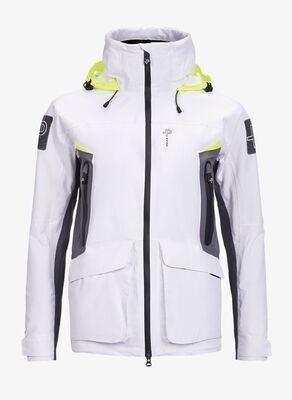 W Tactic Race Jacket, White