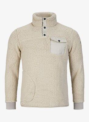 Sherpa Sweater, Beige