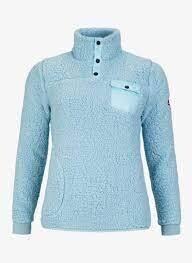 Sherpa Sweater, Himalaya Light Blue