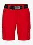 W 1200 Bermuda Shorts, Race red