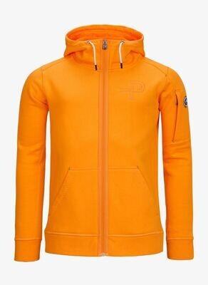 P-Hoodie, Poppy Orange