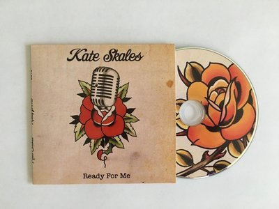 Kate Skales debut EP Ready For Me
