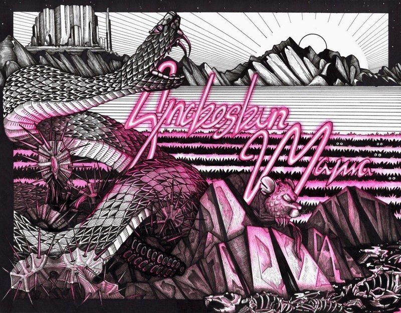 Snakeskin Mama poster