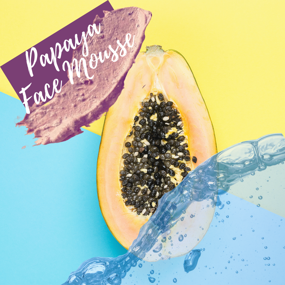 Papaya Face Mousse