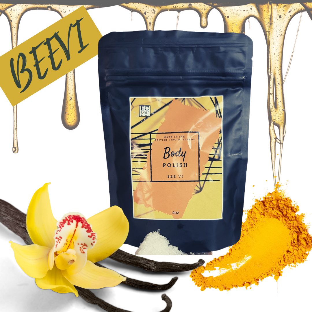 BeeVI Salt Scrub