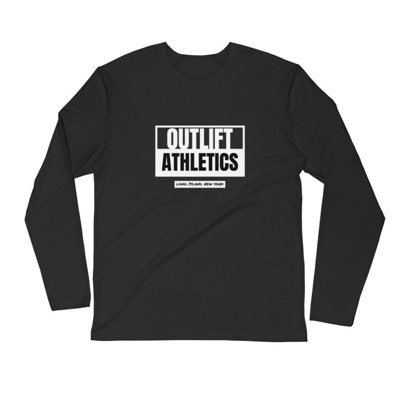 Outlift Long Sleeve Fitted Shirt