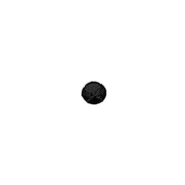 Knap, possement, lille (16 mm)