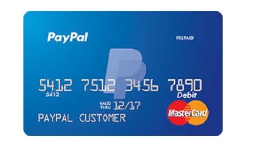 Virtual Credit Card (VCC) For all Country Paypal Account