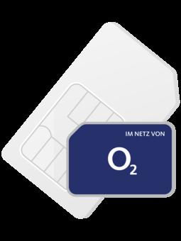 O2 Prepaid SIM Karte inkl. 10€ Guthaben