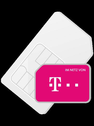 Telekom Prepaid SIM Karte inkl. 10€ Guthaben