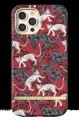 Samba Red Leopard