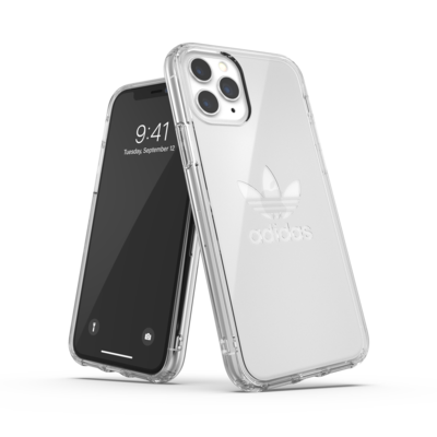 Protective Clear Case Big Logo