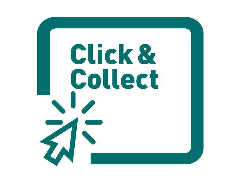 Click & Collect Datentransfer
