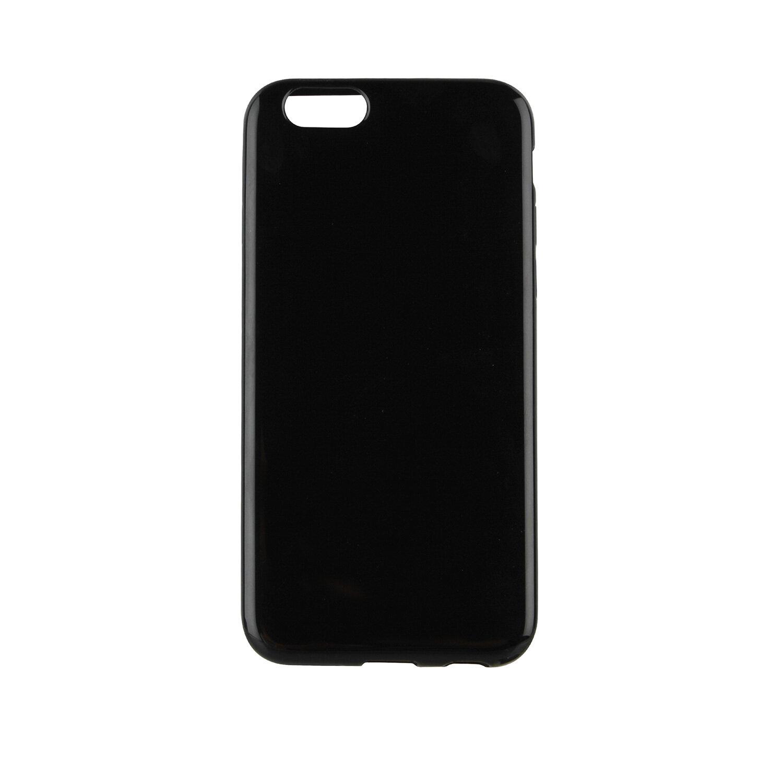 XQISIT Flex Case for iPhone 6/6s/7/8/SE black
