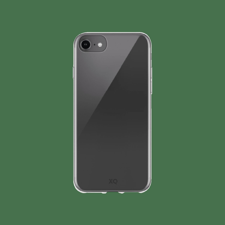 XQISIT Flex Case for iPhone 6/6s/7/8/SE clear