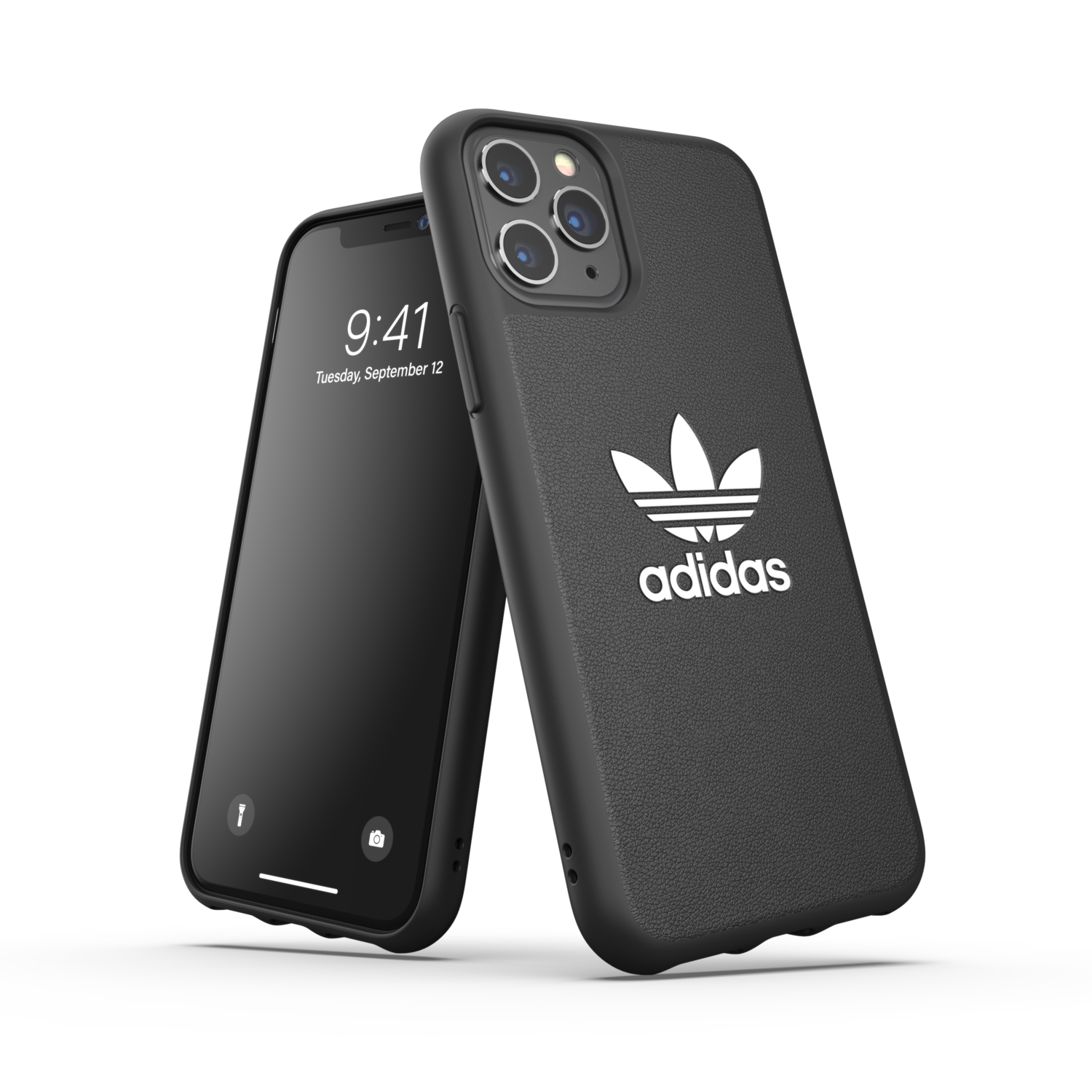 adidas OR Moulded Case Basic FW19/SS21 for iPhone 11 Pro black/white