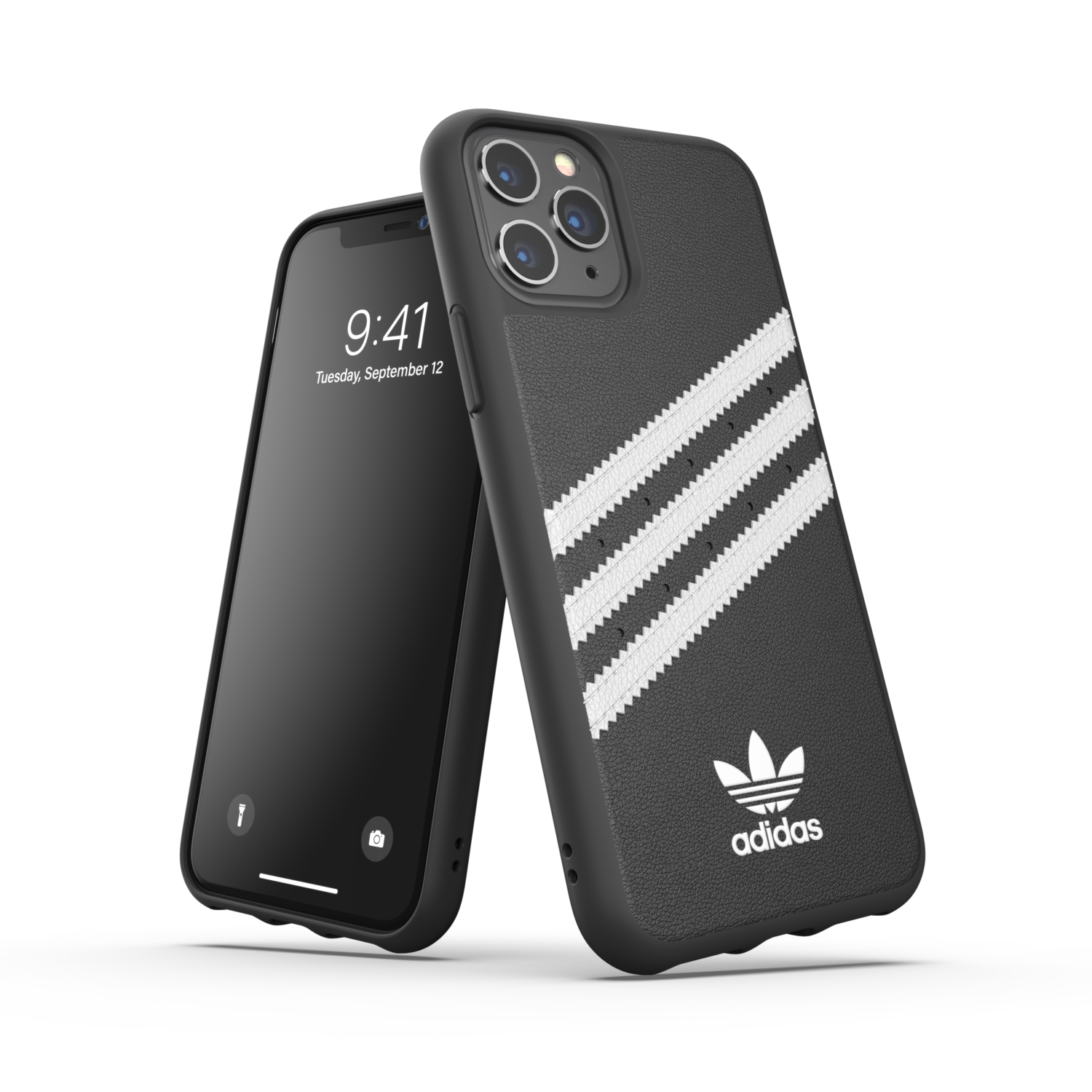 adidas OR Moulded Case PU FW19/SS21 for iPhone 11 Pro black