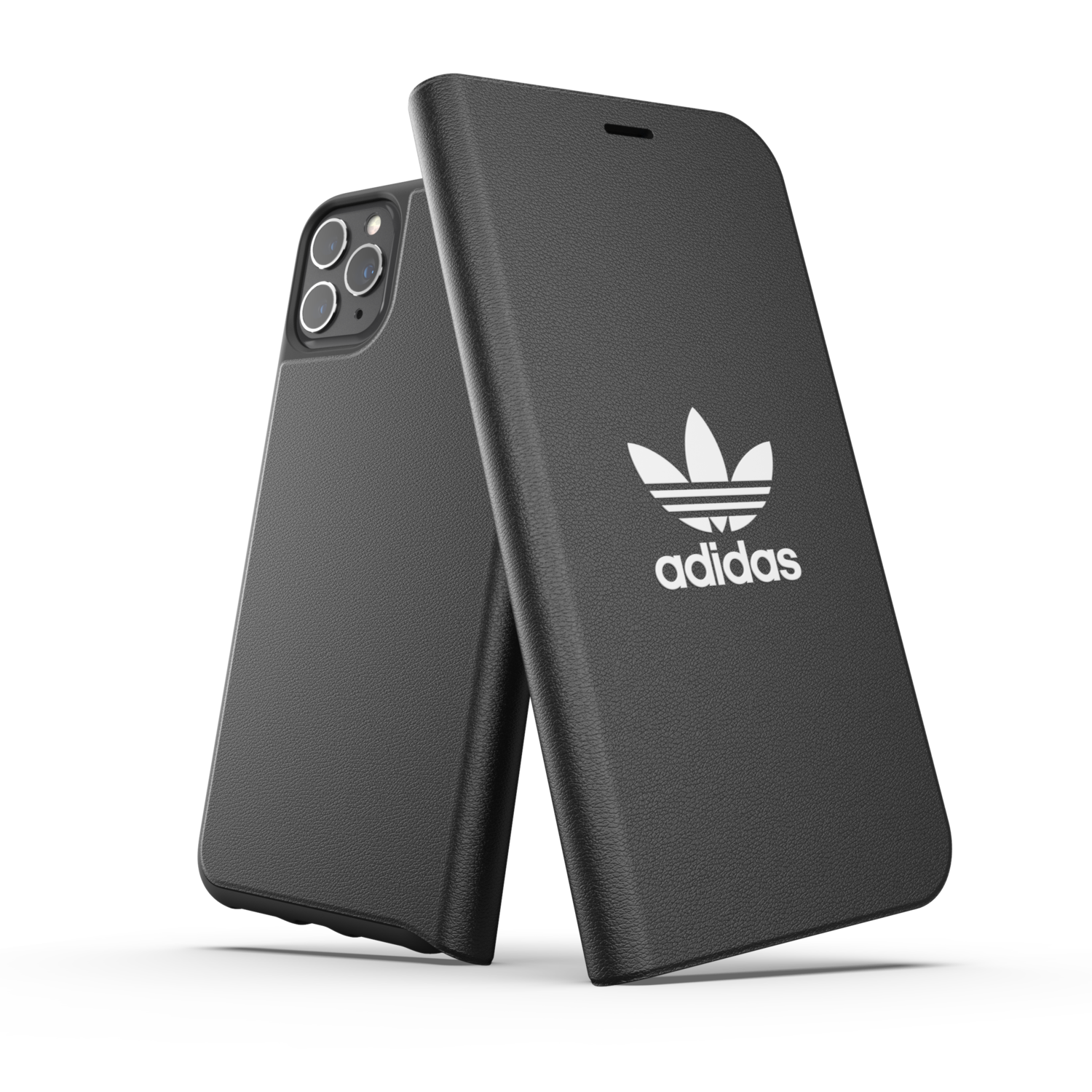 adidas OR Booklet Case Basic FW19/SS21 for iPhone 11 Pro Max black/white