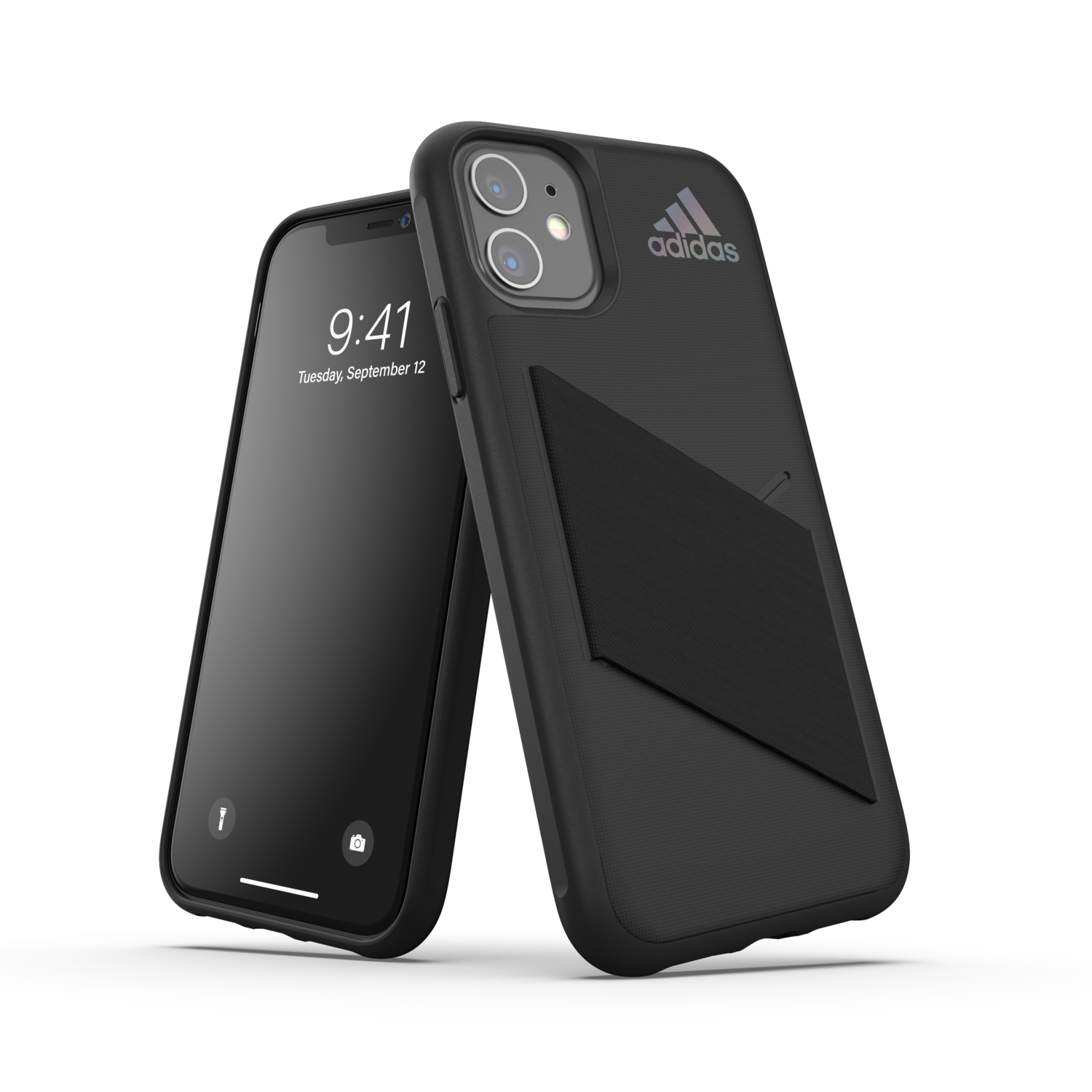 adidas SP Protective Pocket Case FW19/SS21 for iPhone 11 black