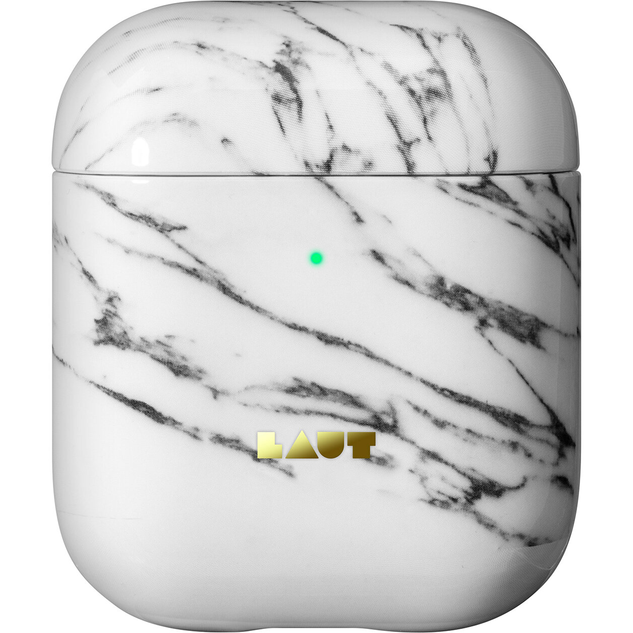 Laut Huex Elements for AirPods White Marble
