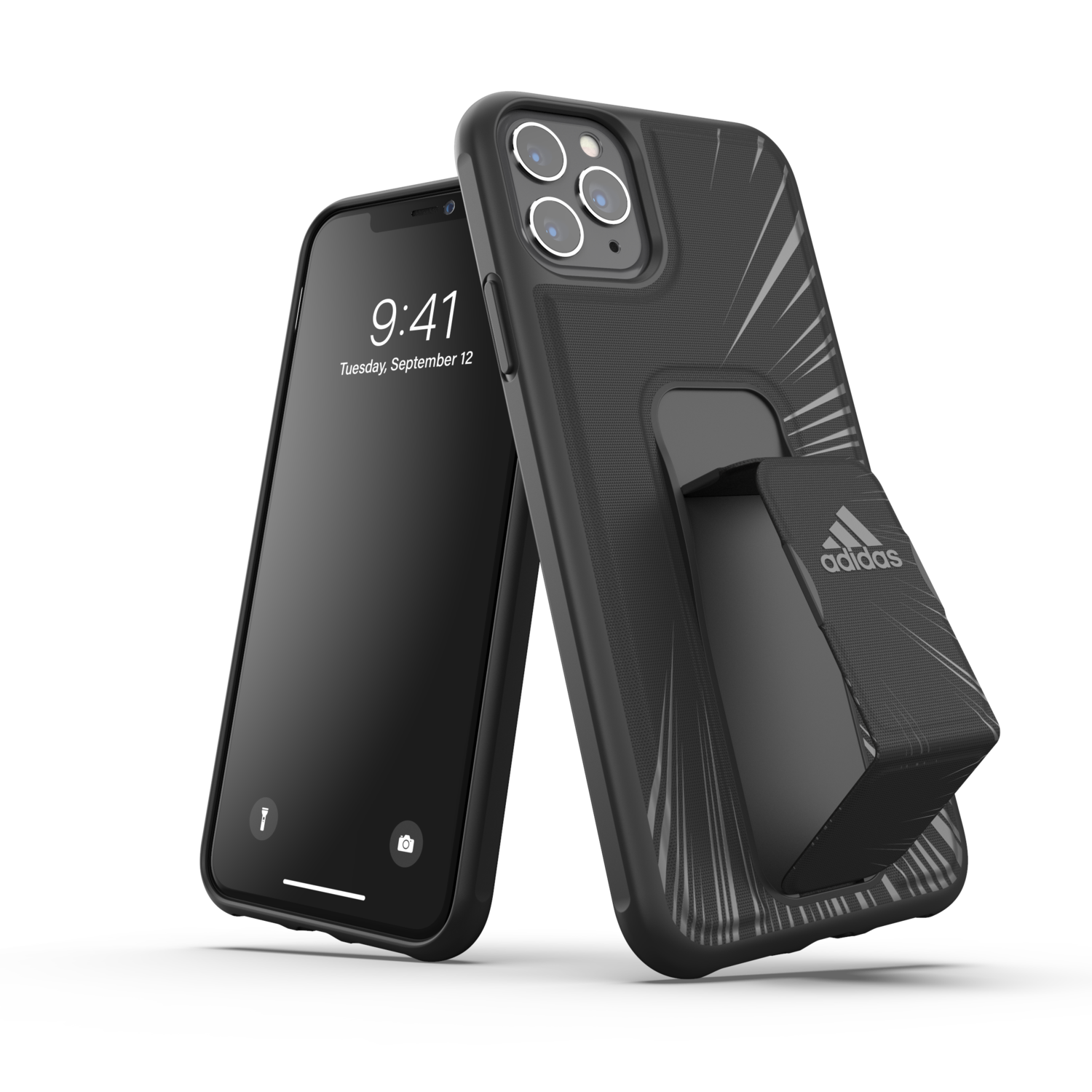 adidas SP Grip Case SS20 for iPhone 11 Pro Max black