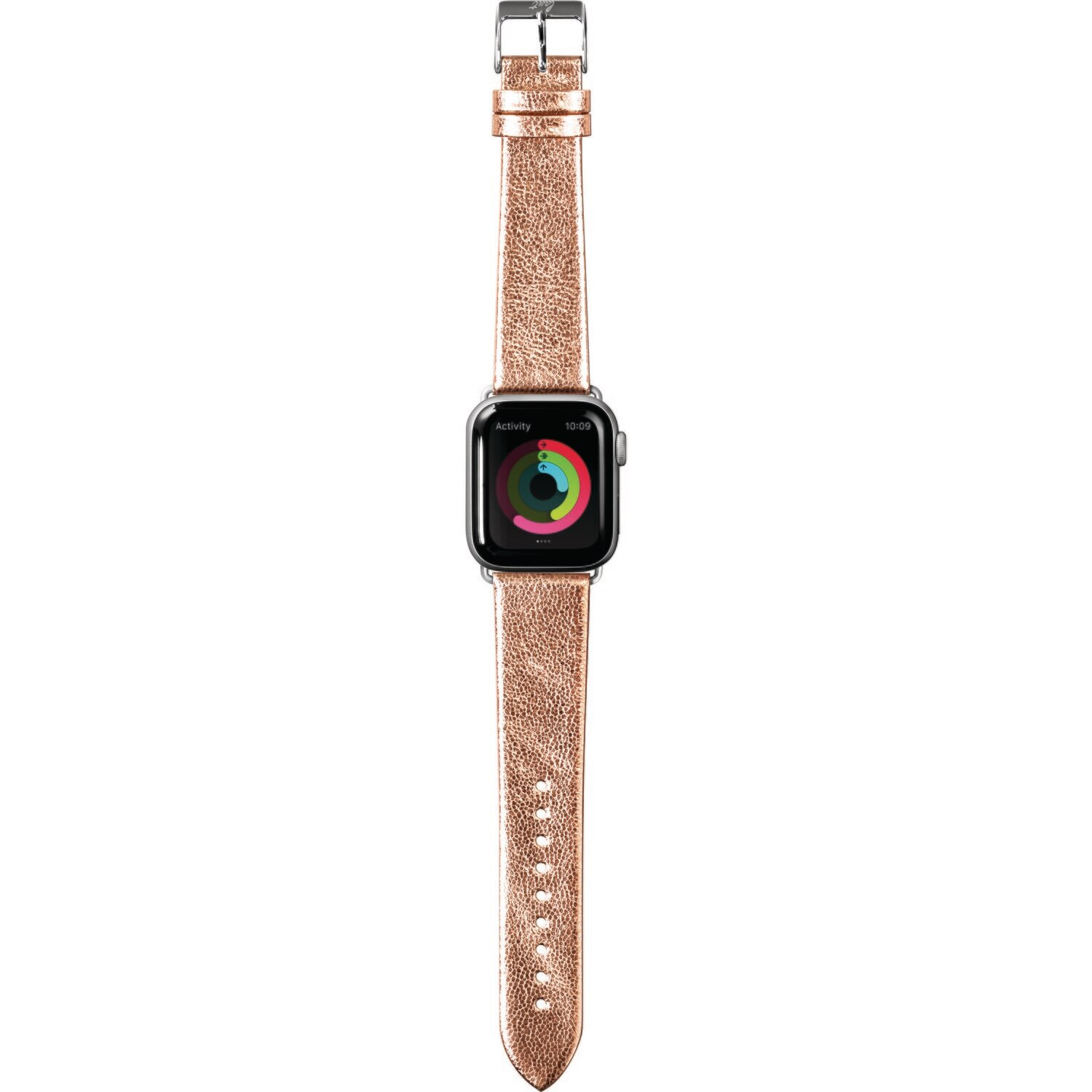 Laut Metallic Leather for Apple Watch 38mm gold colored