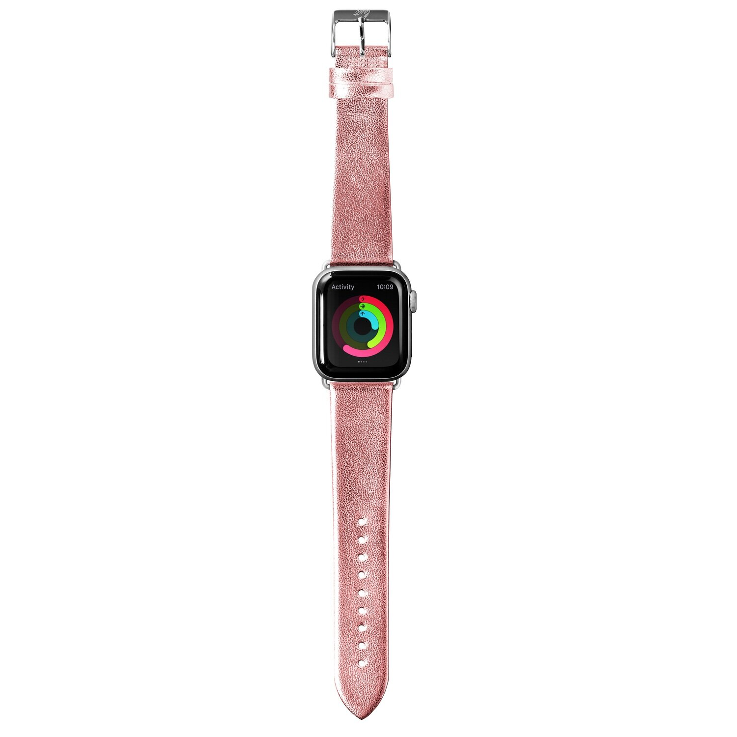 Laut Metallic Leather for Apple Watch 38mm rose pink