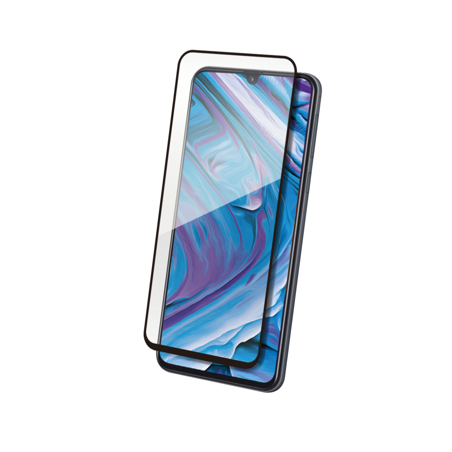 THOR Edge to Edge DT for Galaxy A51 black