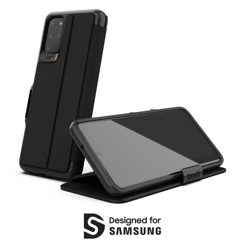 GEAR4 Oxford Eco for Galaxy S20+ black