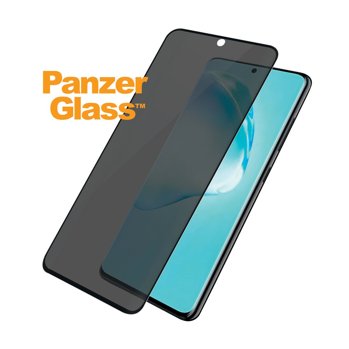PanzerGlass Privacy Case Friendly for Galaxy S20 black