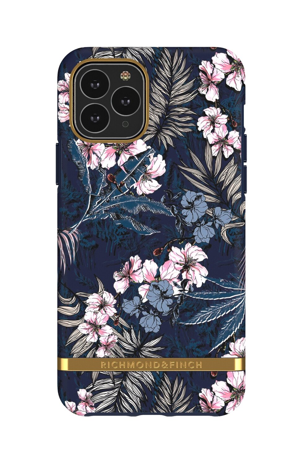 Richmond & Finch Floral Jungle for iPhone 11 Pro Max GOLD DETAILS