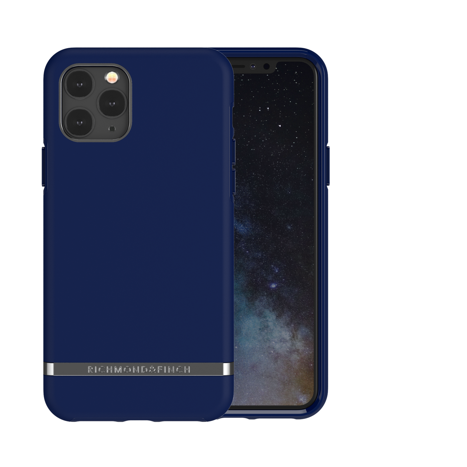 Richmond & Finch Navy SS20 for iPhone 11 Pro blue
