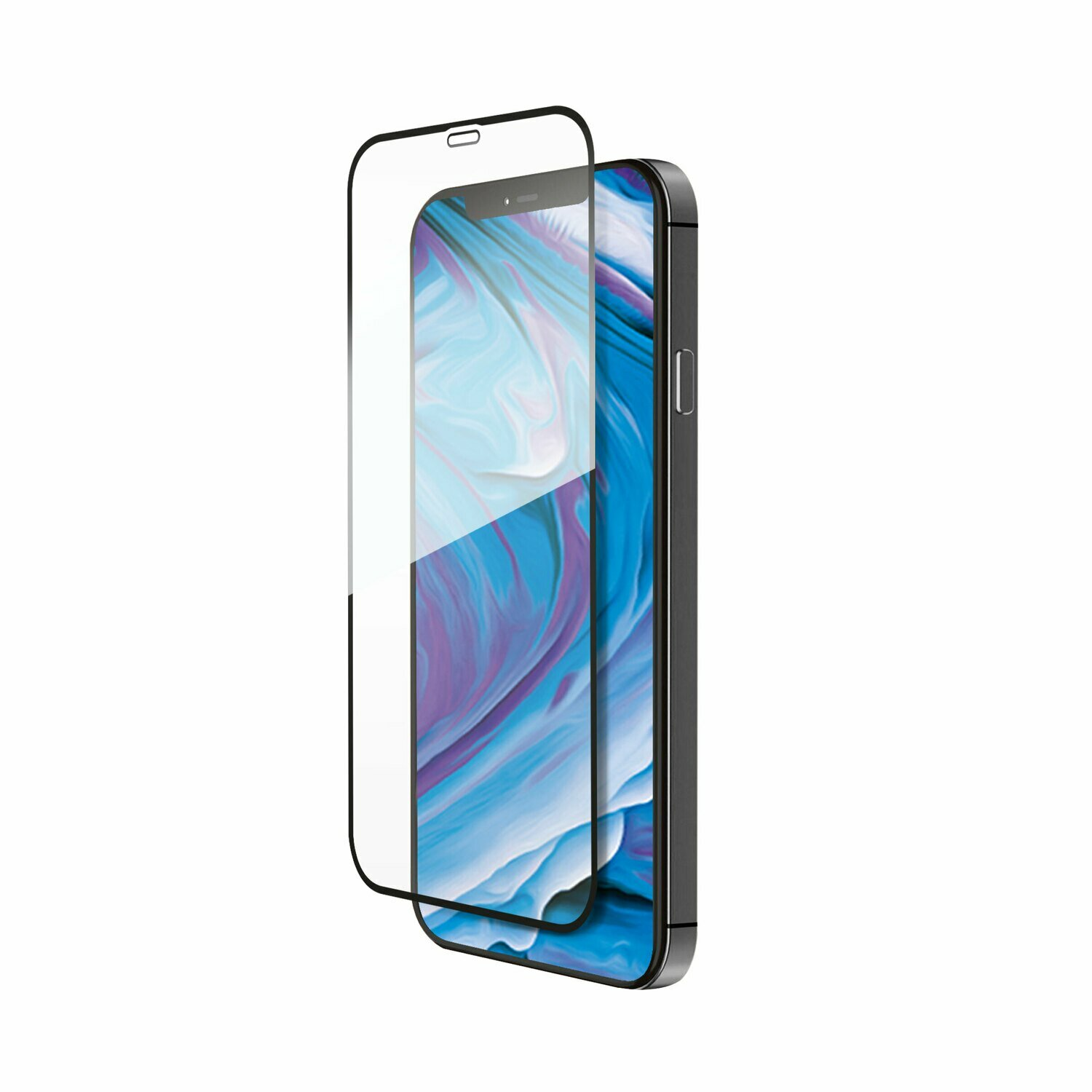 THOR DT Glass E2E Anti Bac for iPhone 12 / 12 Pro clear