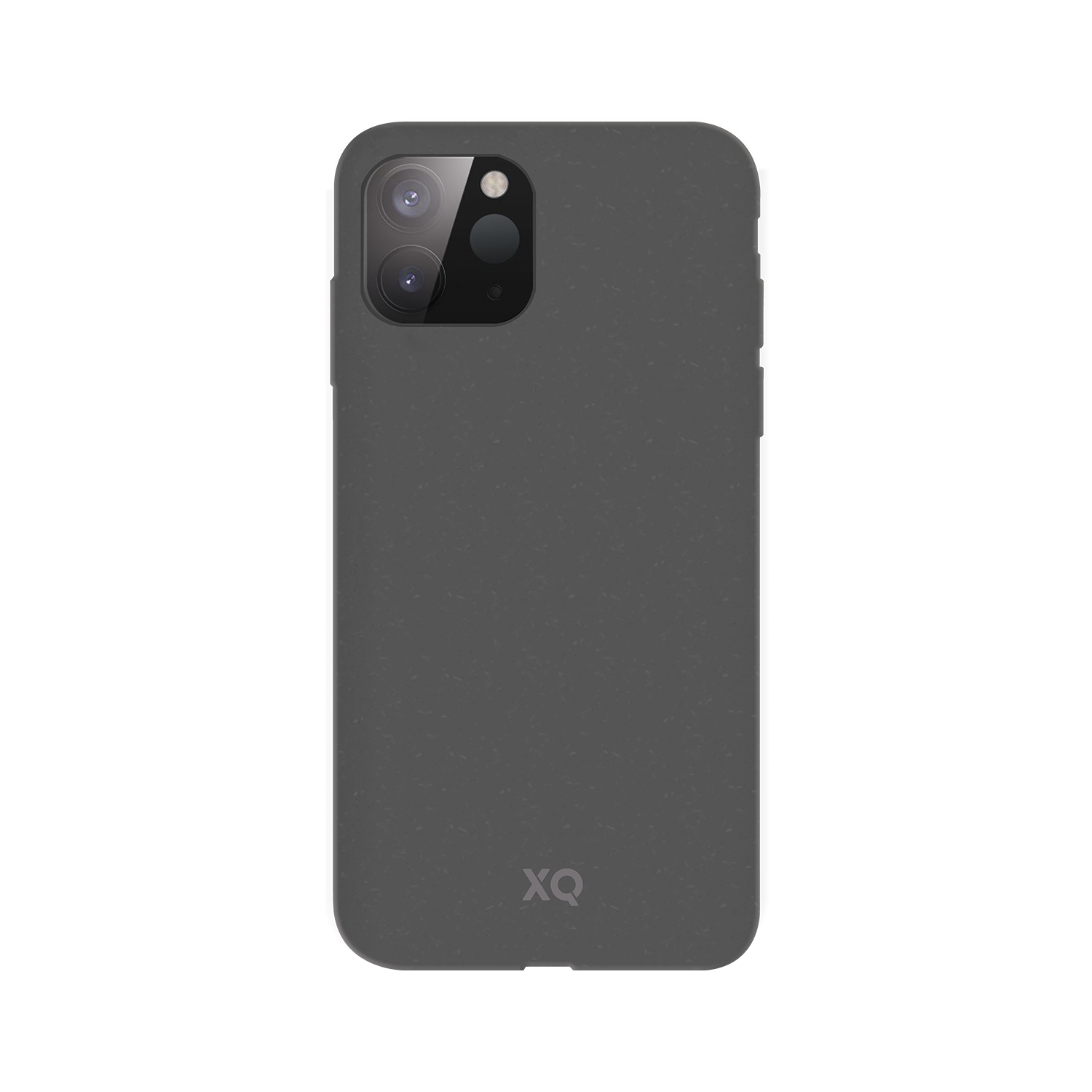 XQISIT Eco Flex Anti Bac for iPhone 12 mini Mountain Grey