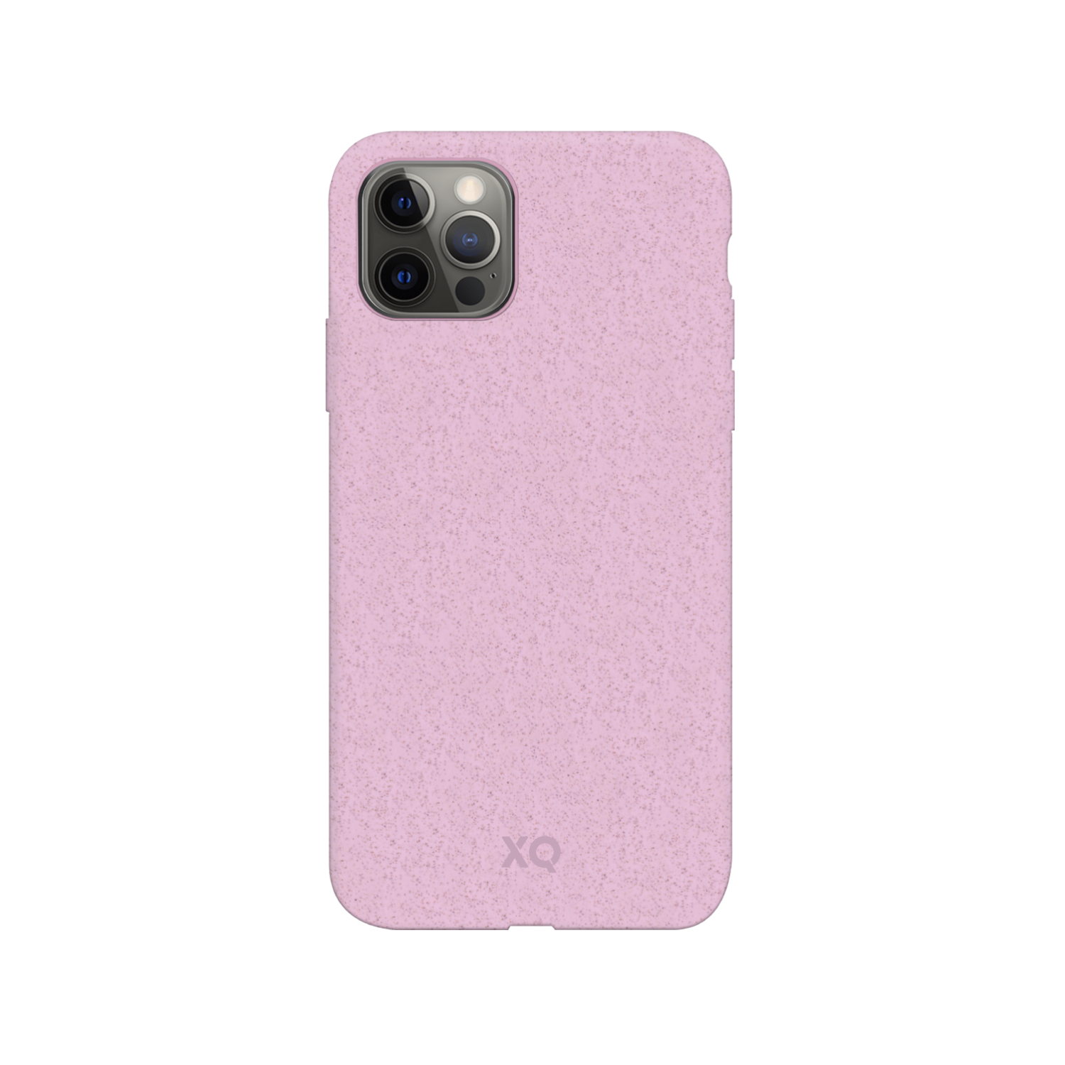 XQISIT Eco Flex Anti Bac for iPhone 12 Pro Max cherry blossom pink