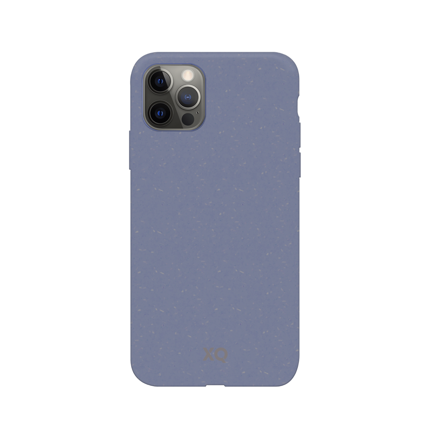 XQISIT Eco Flex Anti Bac for iPhone 12 / 12 Pro lavender blue