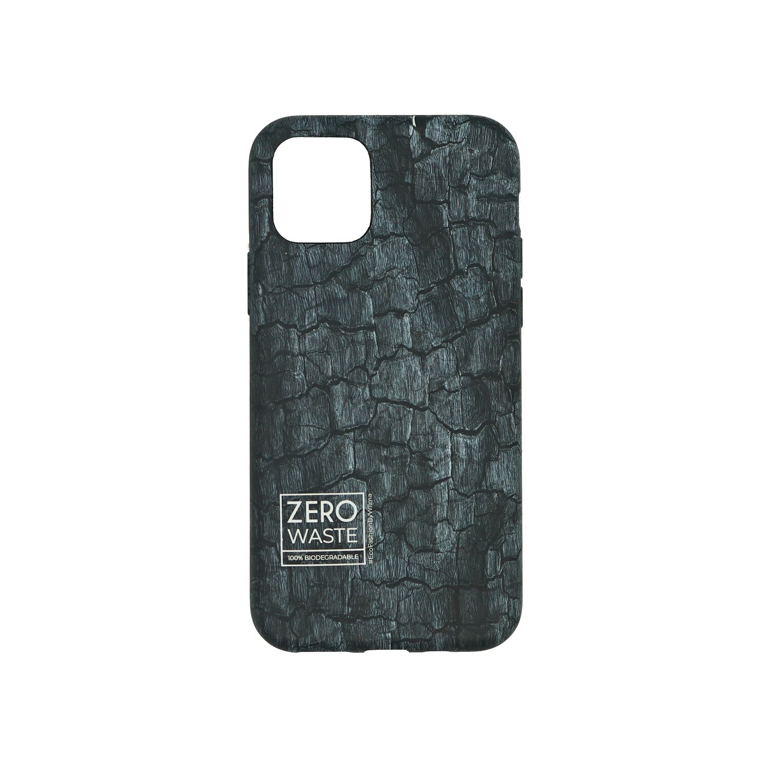 Wilma Climate Change Coal for iPhone 12 Pro Max black