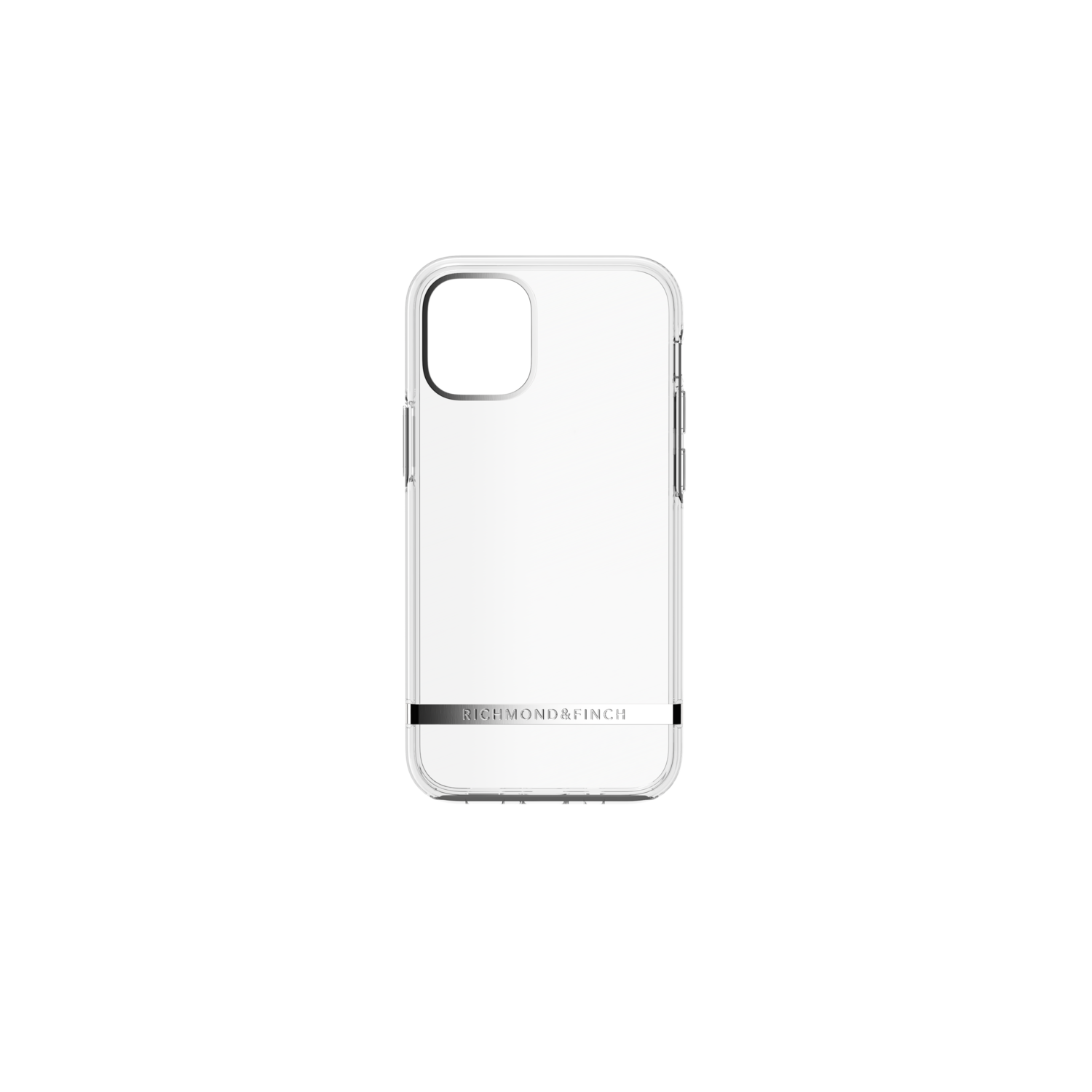 Richmond & Finch Clear Case for iPhone 12 mini clear
