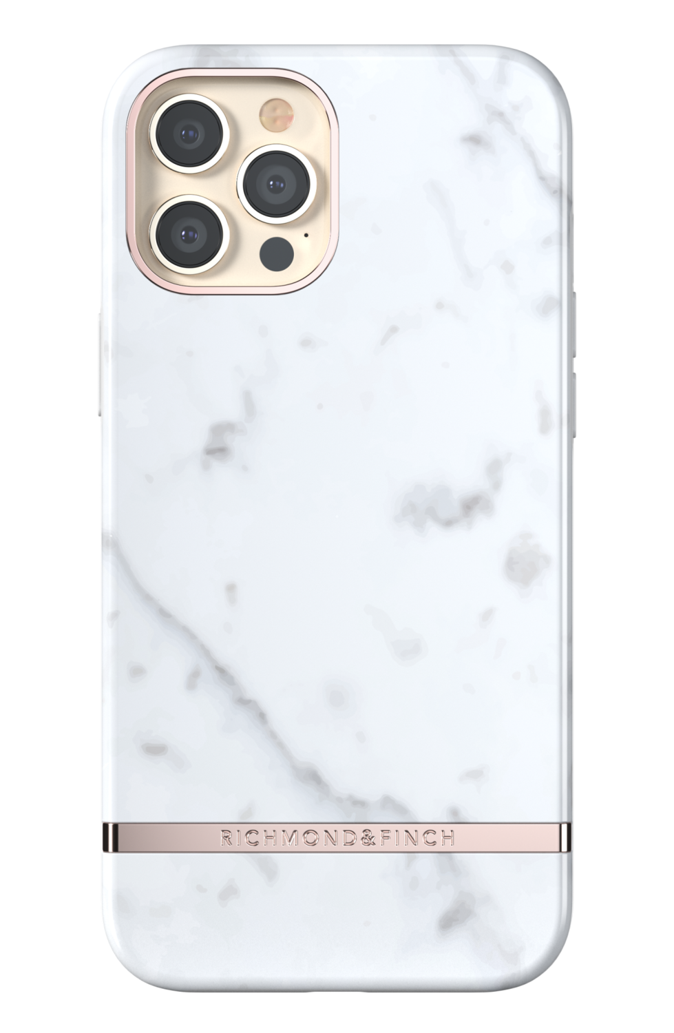 Richmond & Finch White Marble for iPhone 12 Pro Max White