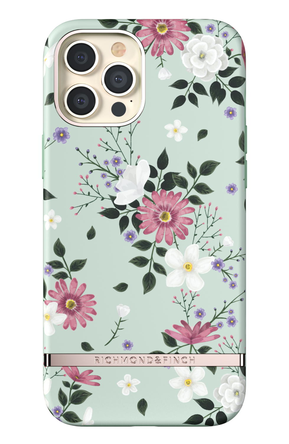 Richmond & Finch Sweet Mint for iPhone 12 Pro Max green