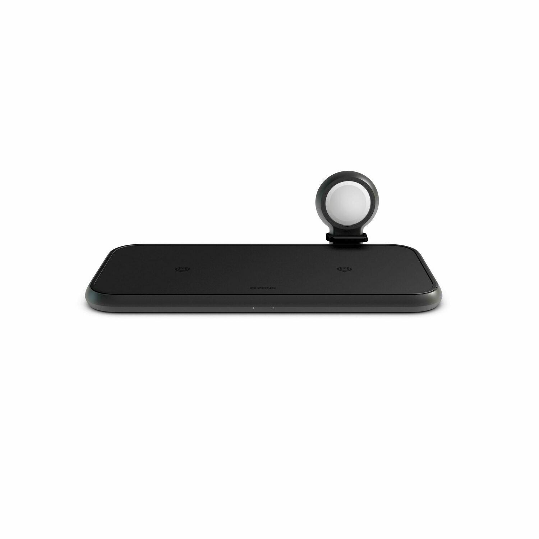Zens Alu 4in1 W Charger 45W USB PD + Apple Watch K black