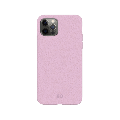 XQISIT Eco Flex Anti Bac for iPhone 12 / 12 Pro cherry blossom pink