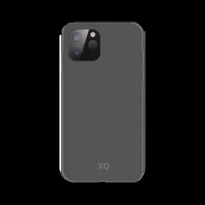 XQISIT Eco Flex Anti Bac for iPhone 12 mini Mountain Grey